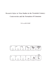 Research styles in virus studies in the twentieth century